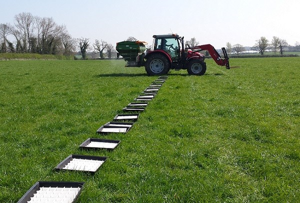 Spreader Calibration and Testing