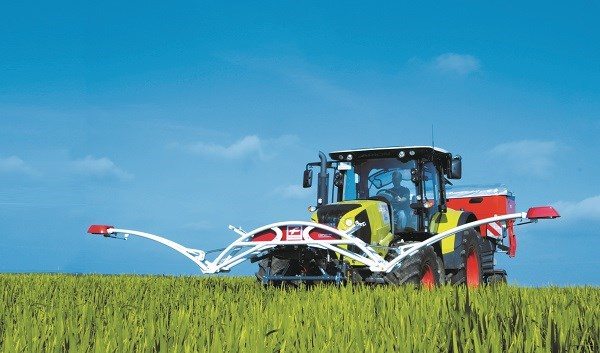 ISARIA; next generation of precision farming