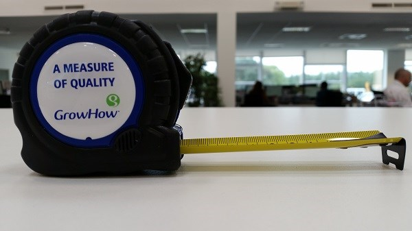 CF Fertilisers Fertiliser Tape Measure