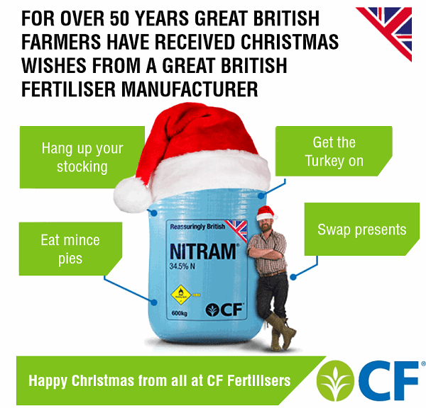 Merry Christmas and Happy New Year from CF Fertilisers