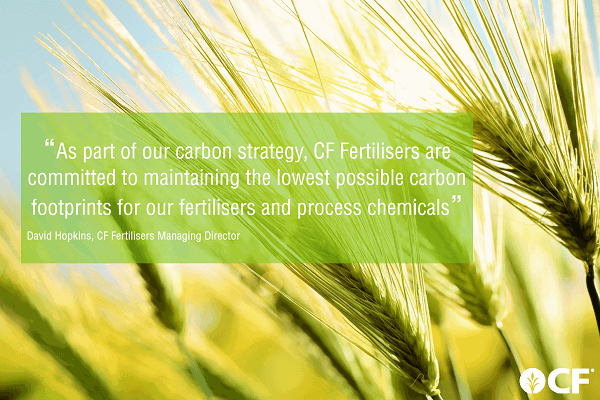 CF Fertilisers Carbon Strategy